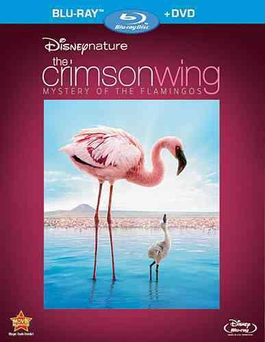 DISNEYNATURE:CRIMSON WING THE MYSTERY (Blu-Ray)