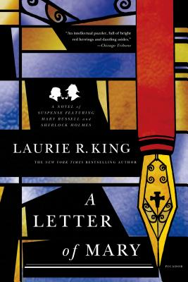 A Letter of Mary By King, Laurie R.
